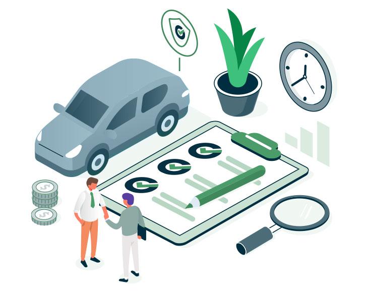 Auto kopen of verkopen met garantie
